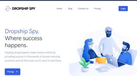 Dropship Spy