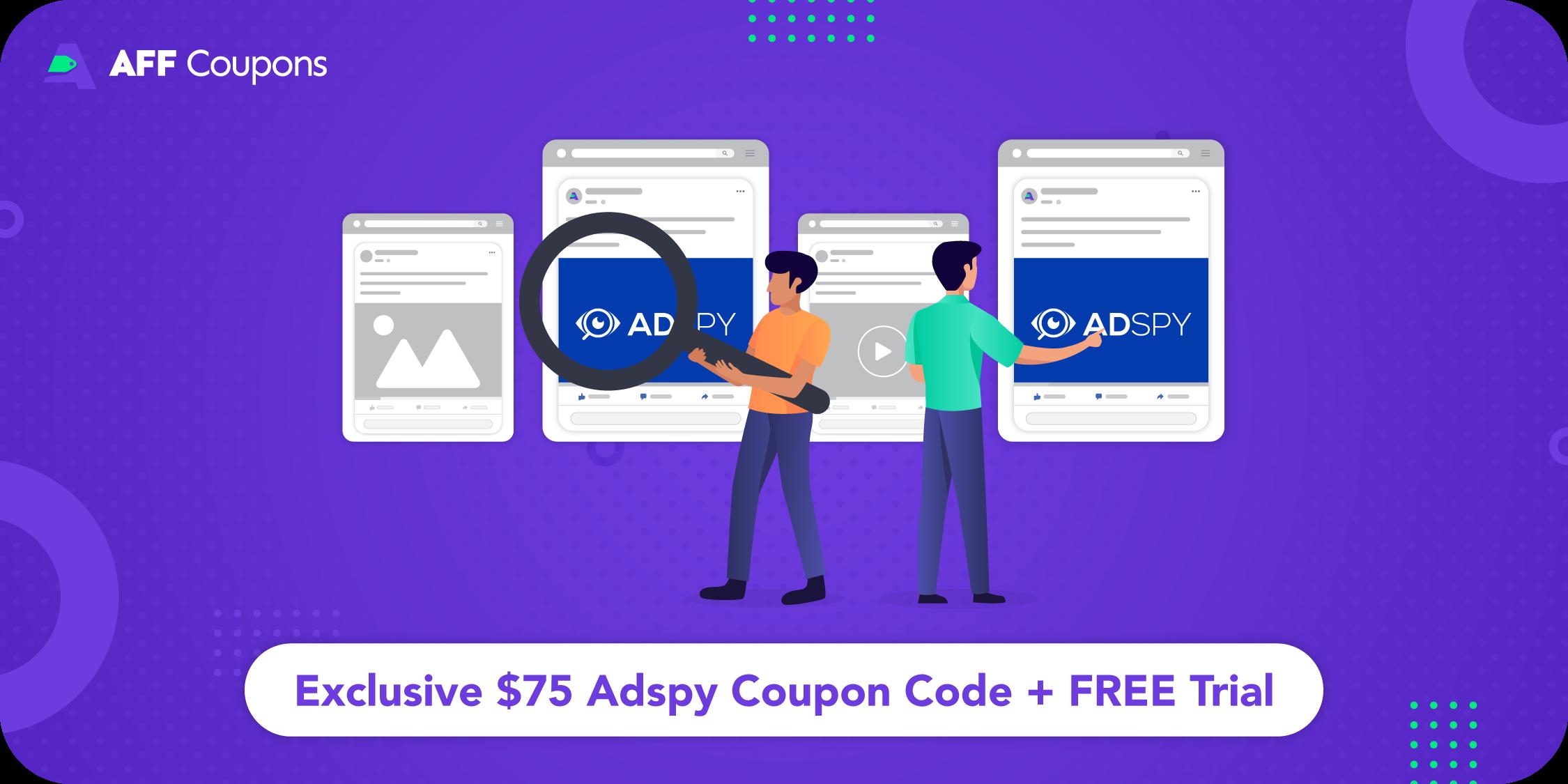 adspy coupon code