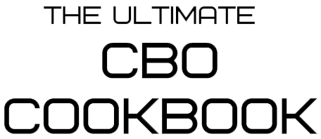 Ultimate CBO Cookbook Coupon Code