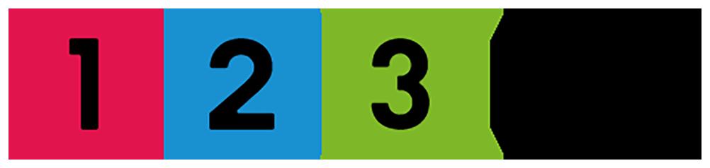 123 Reg Logo