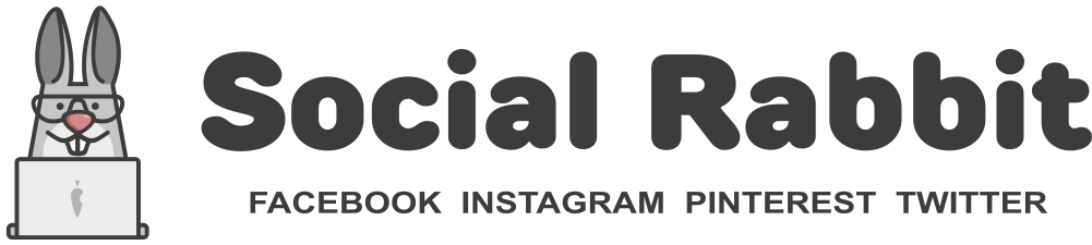 Social Rabbit Logo
