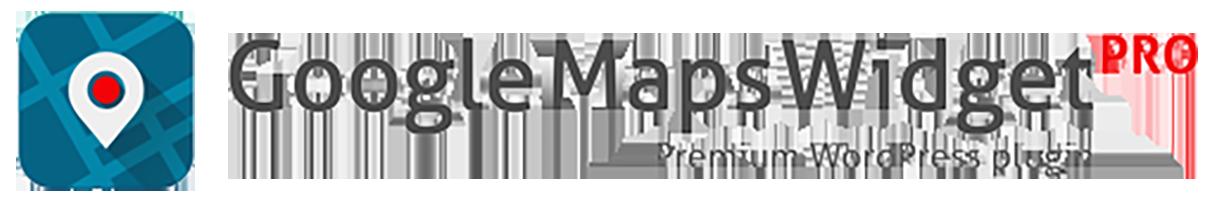 Google Maps Widget Pro Logo