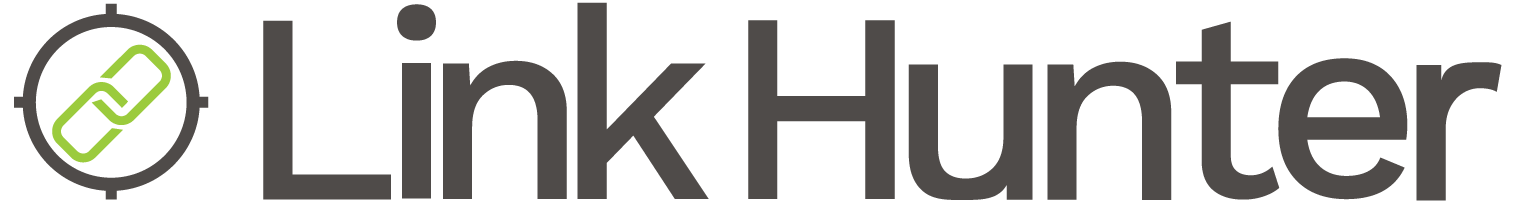 LinkHunter Logo