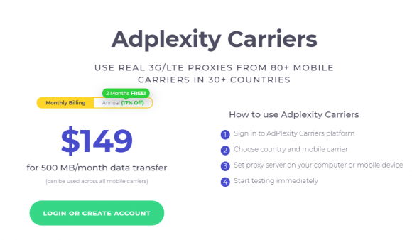 Adplexity Pricing