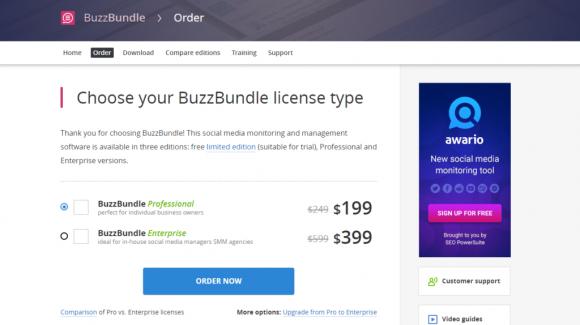 BuzzBundle-Pricing