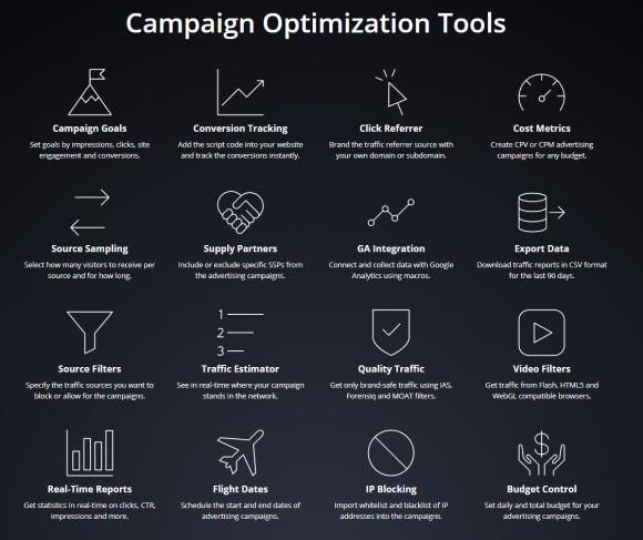 Campaign Optimization Tools