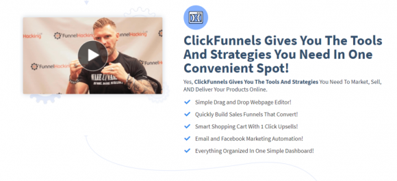 ClickFunnel-Features