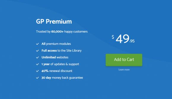 GeneratePress-Pricing
