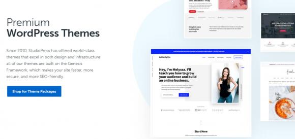 StudioPress-Features