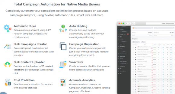 TheOptimizer Native Features
