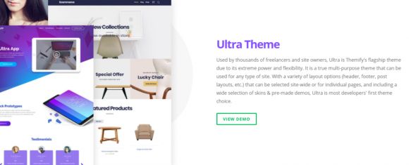Themify Features