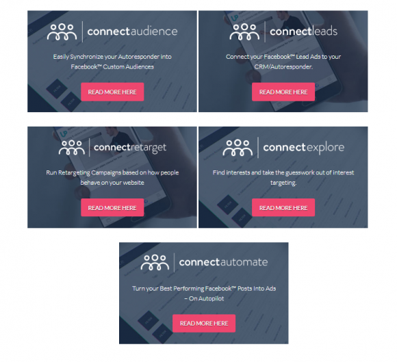 Connectio Product Tools