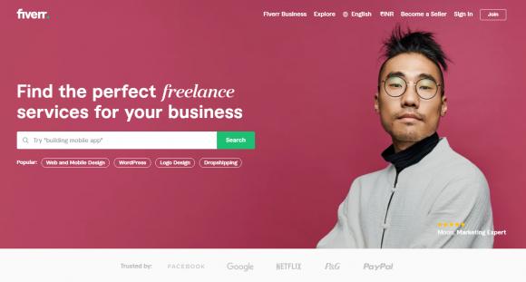 Fiverr & Fiverr Promo Code