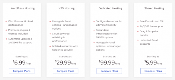 inmotion-hosting-pricing