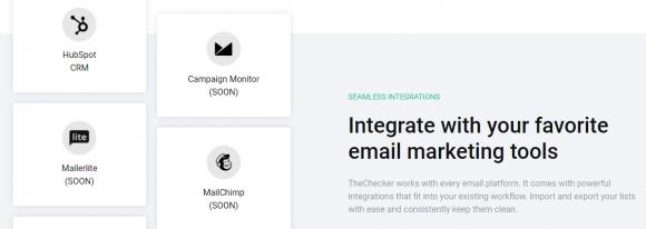 TheChecker Integration + TheChecker Coupon Code