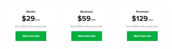 Sellfy Pricing
