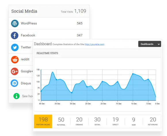 Social Media Stats + Analytify Coupon Code