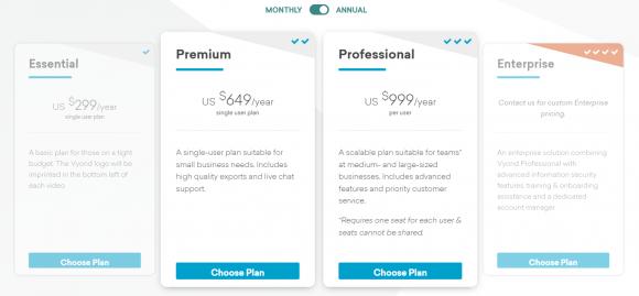 vyond-pricing